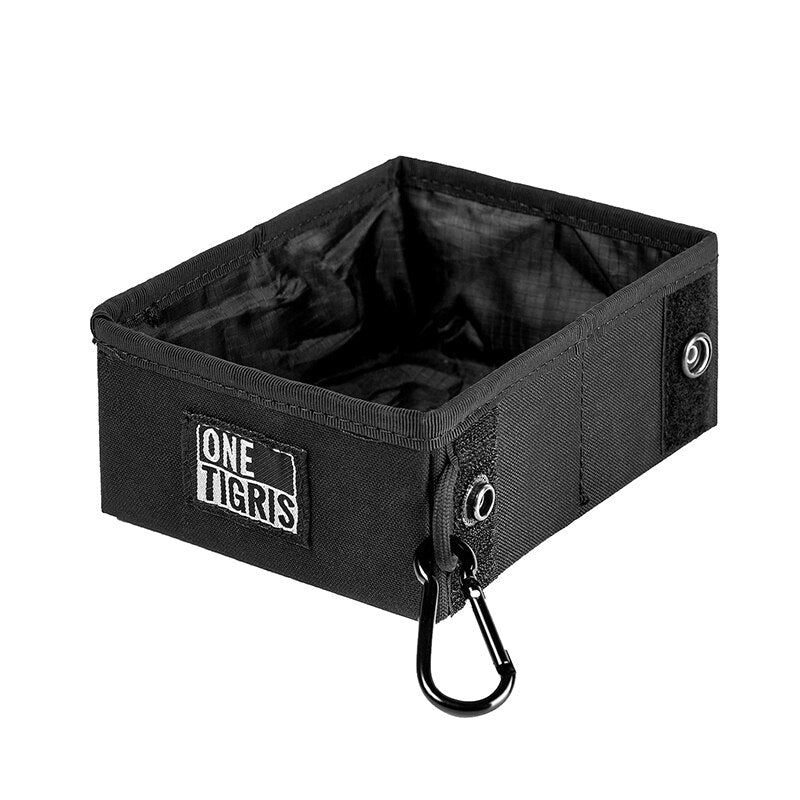 Tactical Collapsible Travel Dog Bowl