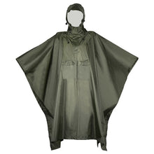 Load image into Gallery viewer, Ultralight Hooded Raincoat/Poncho