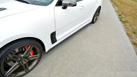 Kia Stinger GT - SIDE SKIRTS DIFFUSERS