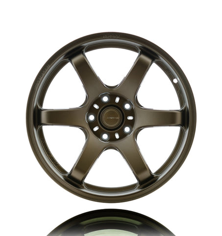 "Flow Form RF06RR 18""x8.5 ET40 Bronze"