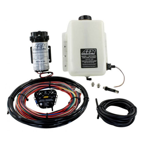 V2 Water Meth Injection Kit Standard Controller 1 Gallon Tank