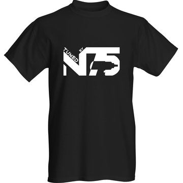 Men's By N75 Motorsports Red T-Shirt