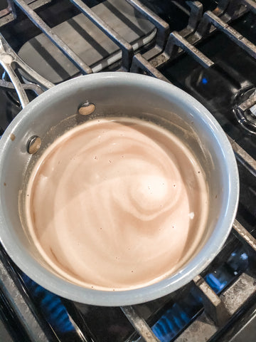 Mexican Mocha coffee recipe