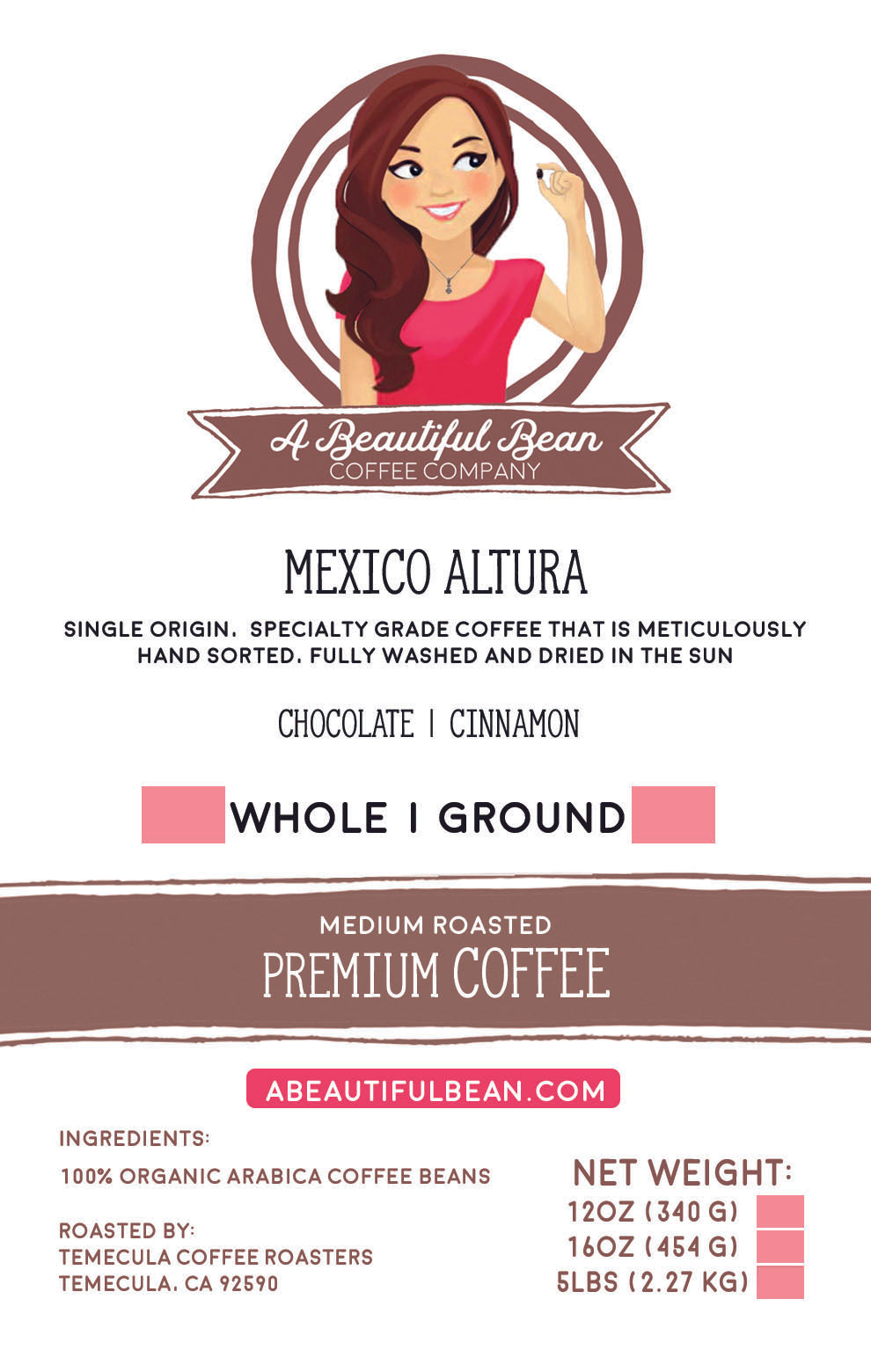 Mexico Coffee Beans, Subscription Coffee, Arabica Coffee, Best Organic Coffee