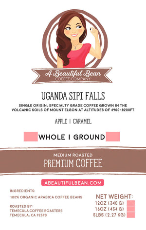 Uganda Coffee Beans, Arabica Coffee, Subscription Coffee, Specialty Coffee.