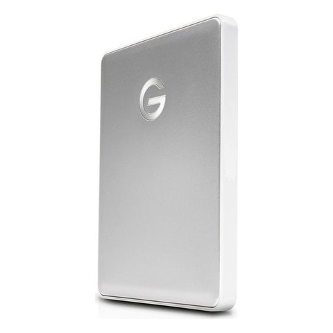 Externe Harde Schijf G-Technology G-DRIVE Mobile USB-C 1 TB Ziverachtig (Refurbished A+)