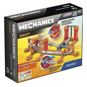 Bouwspel Geomag Mechanics Gravity (115 pcs)