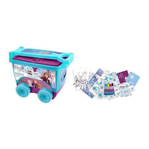 Image of Trolley Creative Frozen (30 pcs)