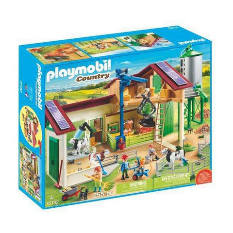 Playset Country Farm Playmobil (255 pcs)