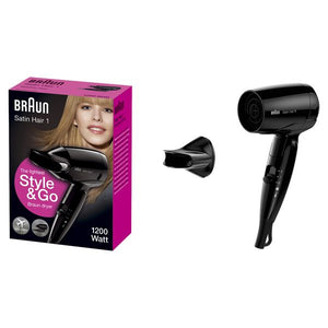 Föhn  Braun HD 130 Satin Hair 1 1200W