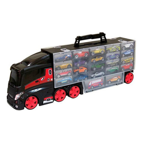 Autotransporter en Wagen CYP (40 pcs)