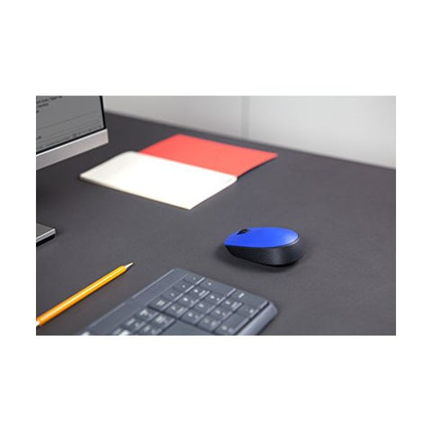 Image of Wireless muis Logitech M171 1000 dpi Blauw