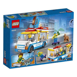 Playset City Ice Cream Truck Lego 60253