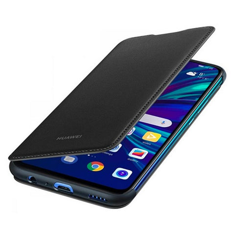Image of Boek Case P Smart 2019 Huawei Flip Cover Leer