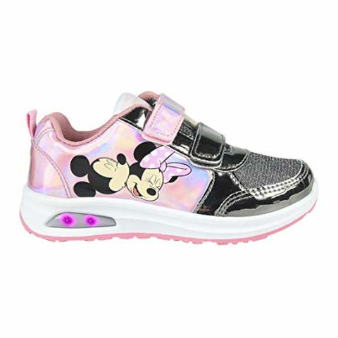 Image of Sportschoenen met LED Minnie Mouse