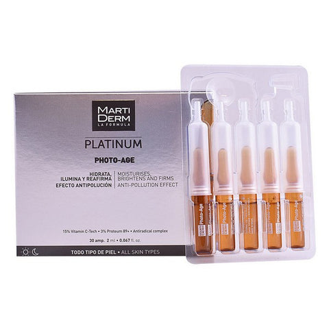Ampullen Platinum Photo Age Martiderm (2 ml)