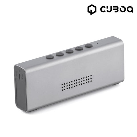Image of CuboQ Metal Waterdichte Bluetooth Luidspreker