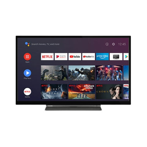 "Smart TV Toshiba 32WA3B63DG 32"" HD DLED WiFi Zwart"