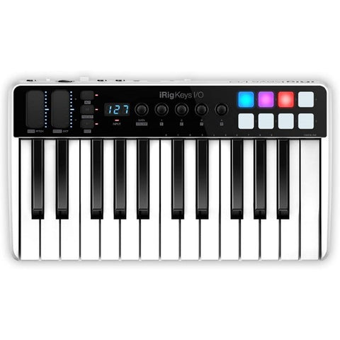 Elektronische piano iRig Keys I/O 25 (Refurbished A+)