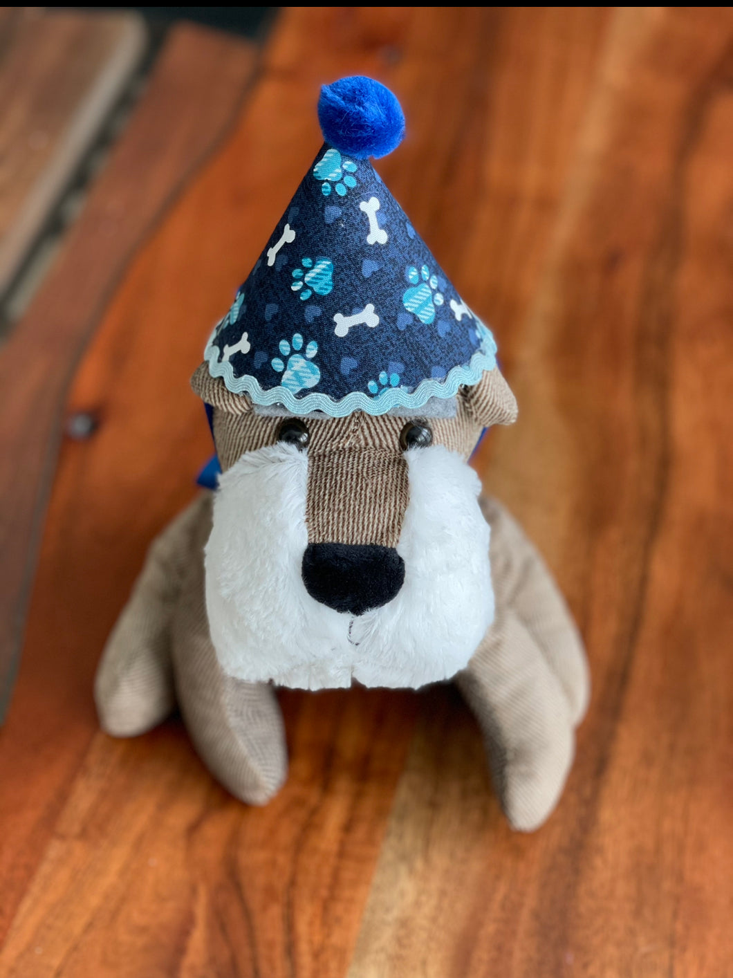 Navy Blue Pawty Hat