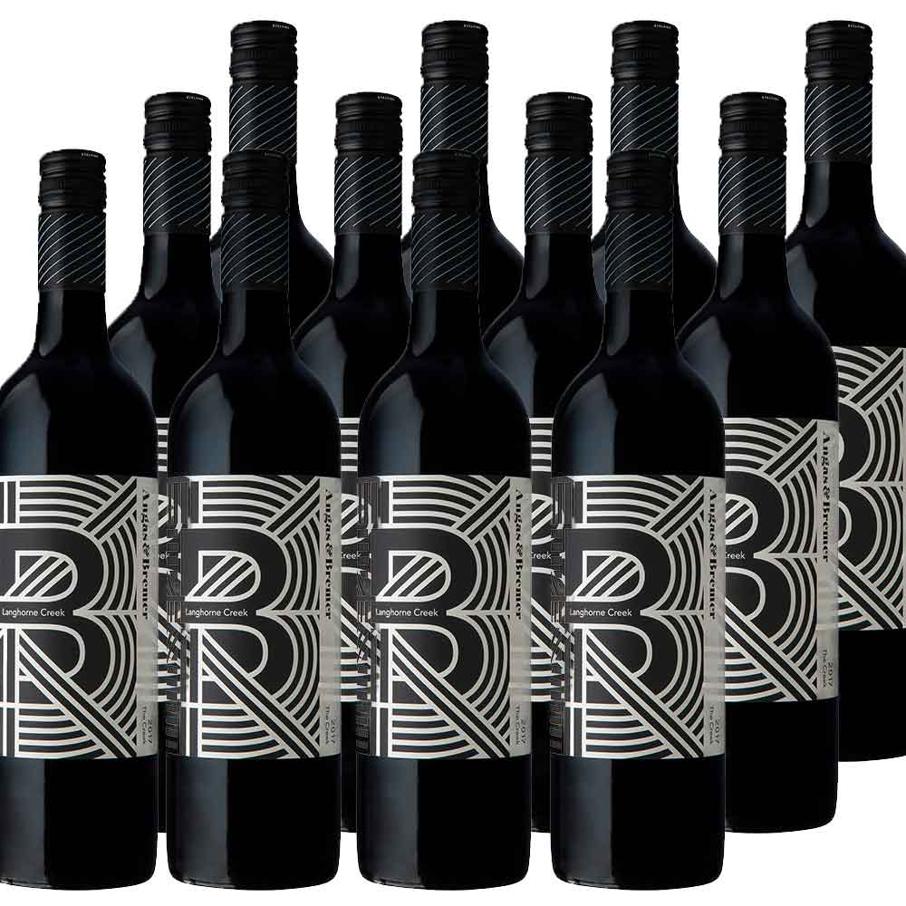 12er Pack Angas & Bremer The Creek Malbec Grenache Shiraz