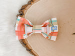 Load image into Gallery viewer, holiday dog bow tie