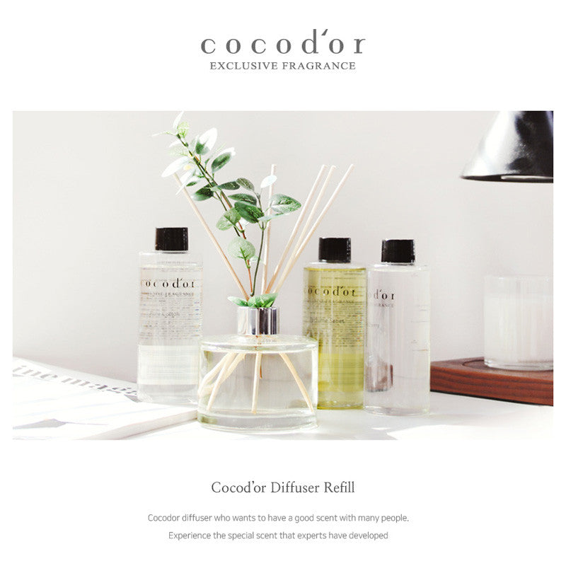 Cocod'or Diffuser Refill 200ml (8 flavour to choose)