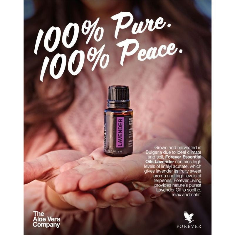 Forever Living Essential Oils Lavender Single Note