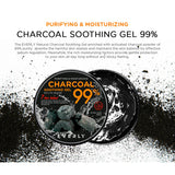 EVERLY Purify & Moisture Charcoal Soothing Gel 99% EVERLY 99% 活性炭净肤凝胶 300ml