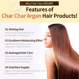 EVAS Char Char Argan Oil Shampoo 1500ml