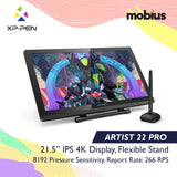 XP-Pen Artist Display 22 Pro Drawing Tablet