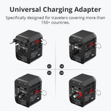 Tronsmart - WCP05 33W Universal Travel Adapter