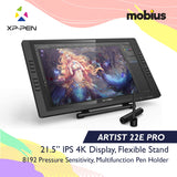XP-Pen Artist Display 22E Pro Drawing Tablet