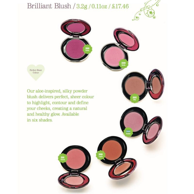 Forever Living Flawless by Sonya Brilliant Blush