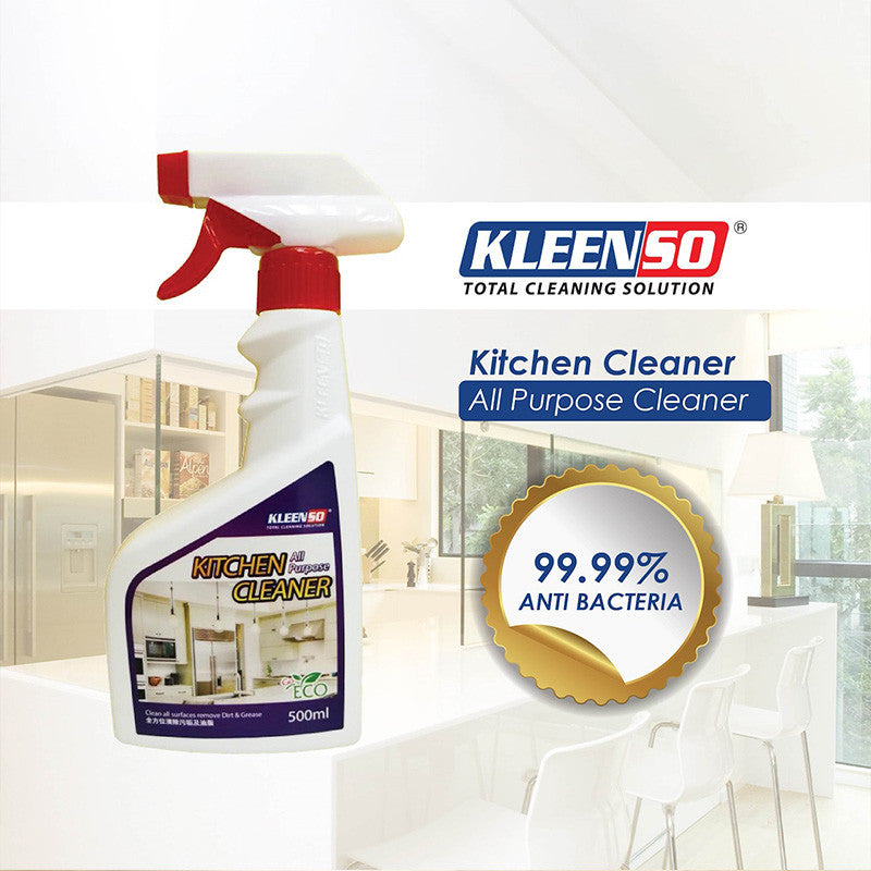 KLEENSO All Purpose Kitchen Cleaner 500ML