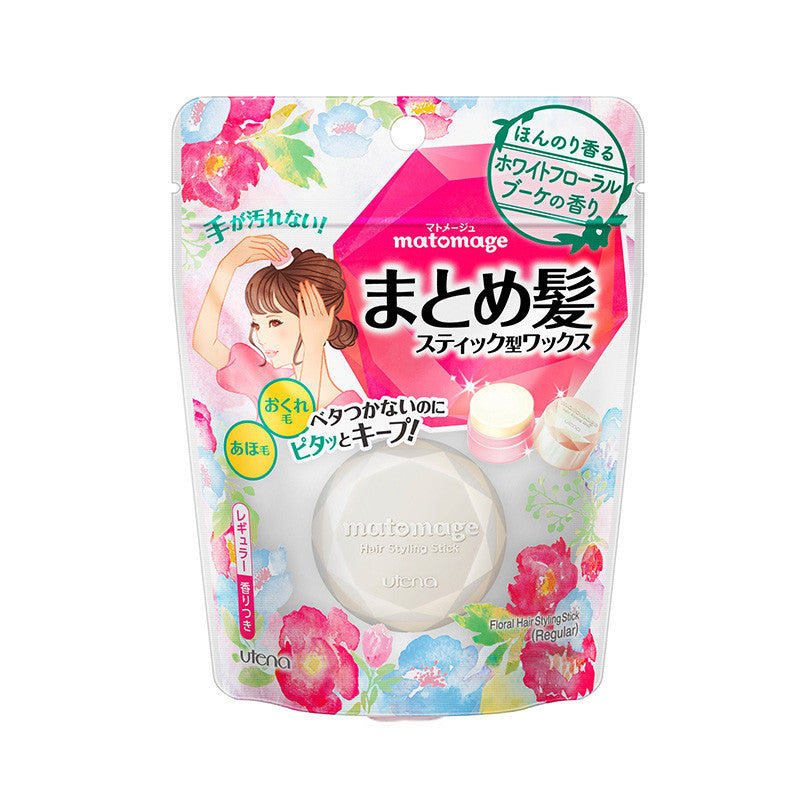 Utena Matomage Hair Styling Stick Floral 150G