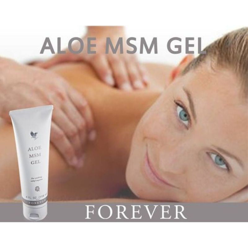 Forever Living Aloe MSM Gel