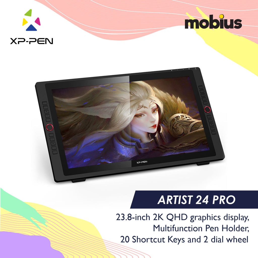 XP-Pen Artist Display 24 Pro Drawing Tablet