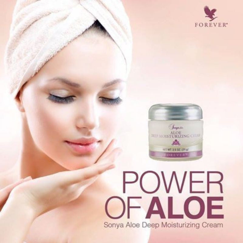 Forever Living Aloe Deep Moisturizing Cream