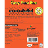 Bentoree Curry Fried Rice Ready-to-eat 210g