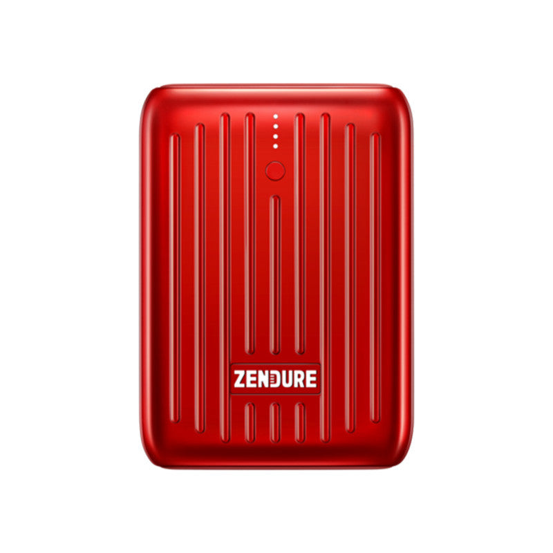 Zendure SuperMini - 10,000 mAh Credit Card Sized Portable Charger with PD