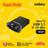 SanDisk CZ430 Ultra Fit USB 3.1 Flash Drive  16GB
