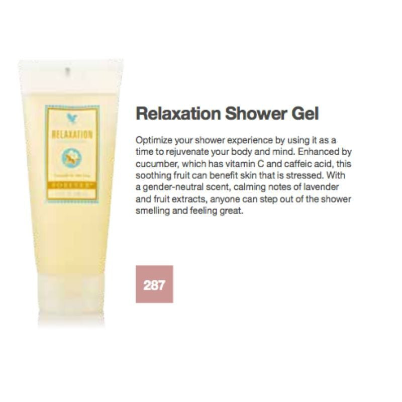 Forever Living Relaxation Shower Gel