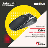 Jabra DRIVE Bluetooth In-Car Speakerphone (Black)