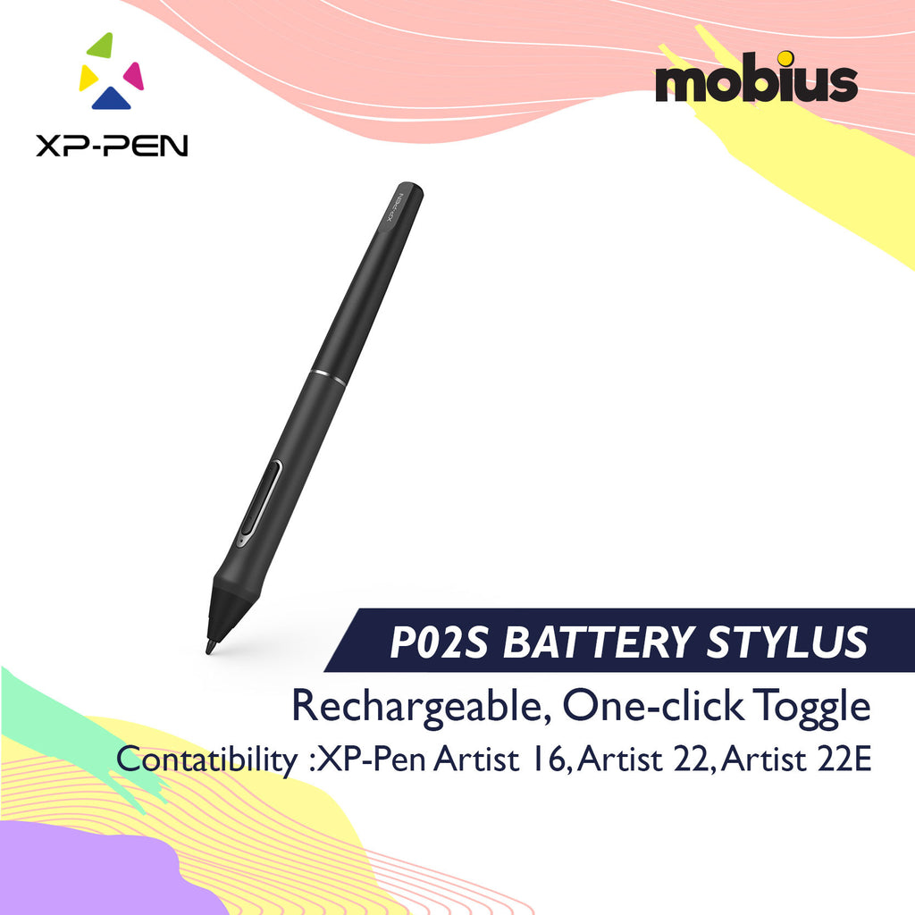 XP-Pen P02S Battery Stylus