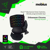 Razer Orbweaver Chroma Mechanical Gaming Keypad