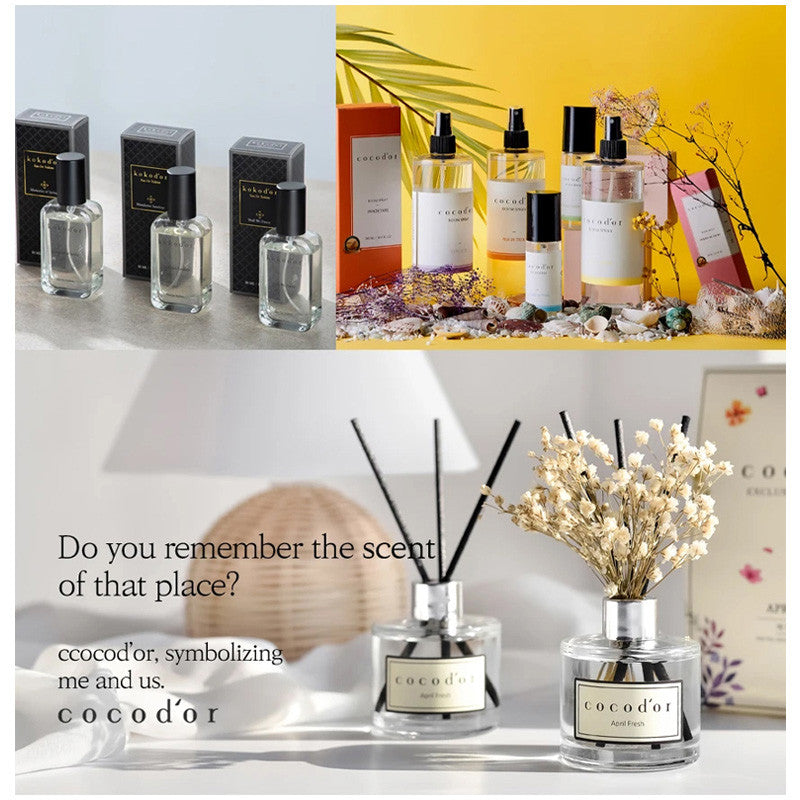 Cocod'or Flower Diffuser 200ml (8 flavour to choose)