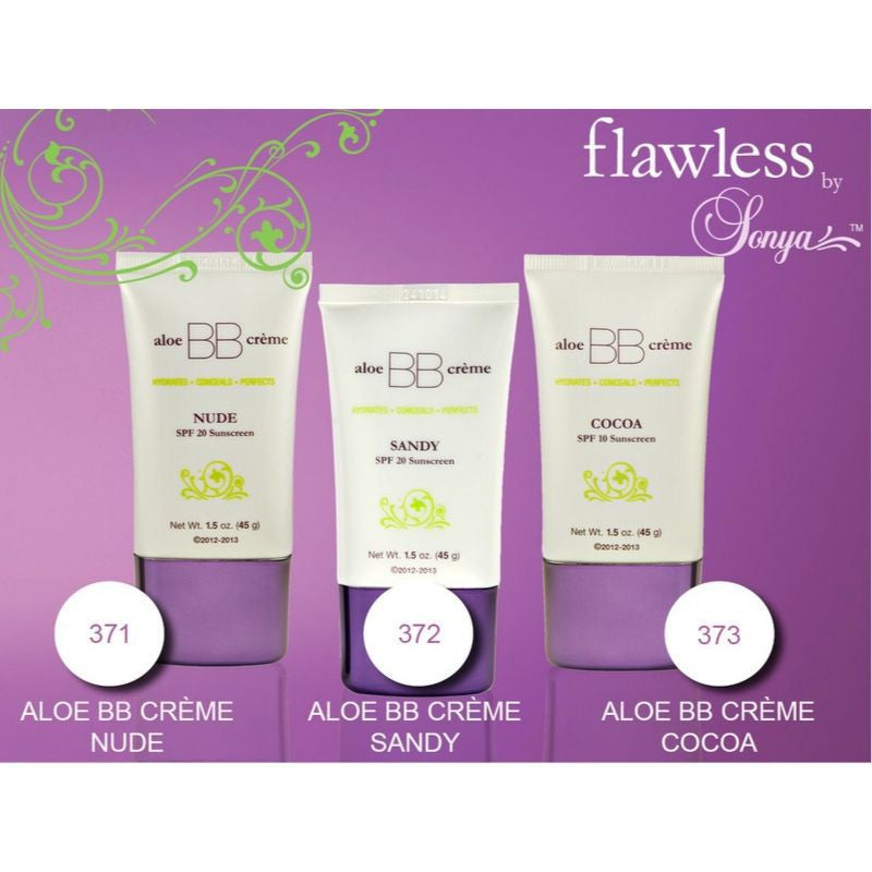 Forever Living Flawless by Sonya BB Créme