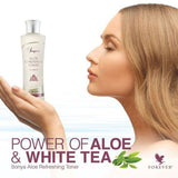 Forever Living Sonya Aloe Refreshing Toner with White Tea