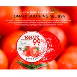 EVERLY Vitalize & Hydrate Tomato Soothing Gel 99% EVERLY 99% 番茄活力凝胶 300ml